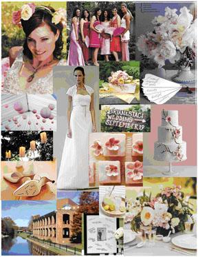Photo of Amanda Johnson art collage 2
