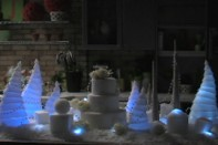 How To create a Winter Table Scape