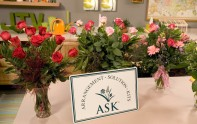 How to create Assembly Line Rose Arrangements for Valentine's Day!