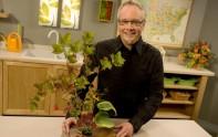 How to create an Ikebana Flower Arrangement!