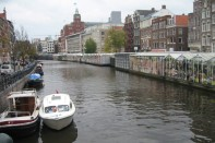 A Visit to the Floating Flower Markets of Amsterdam!