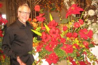 How to create a Permanent Perimeter Urn for Holiday Display!