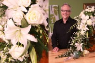 How to make a Cascade Bridal Bouquet!