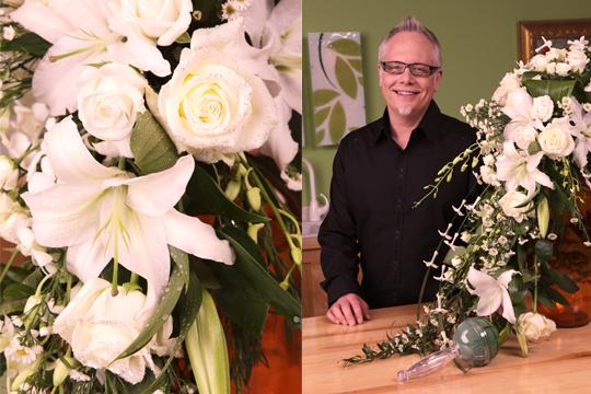 How To Make Bridal Bouquet Cascade : How to make a cascade bridal bouquet ubloom