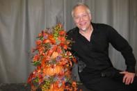 How to Make a Pumpkin Stack Arrangement!