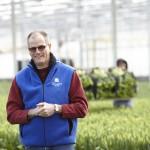 Lane DeVries CA Flower Farmer from The Sun Valley Group Soil Grown Tulips