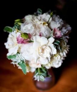 Wedding flowers done by Necoh Brewington-Mitchell