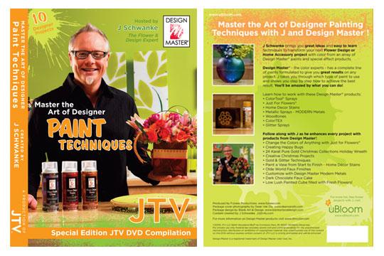 JTV Paint DVD