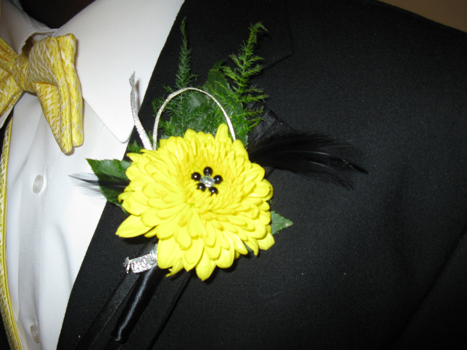 Prom Boutonniere by Lisa Luck