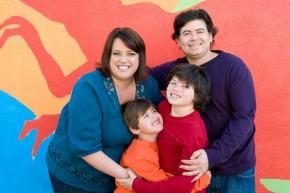 Shannon Cosgrove-Rivas and Family
