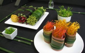 Flower Sushi by Christopher Grigas