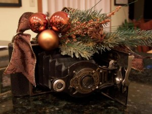 Vintage Camera project by Bettina Burklund