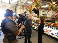 J & CA Secretary of Agriculture: KarenRoss Certified CA Grown!