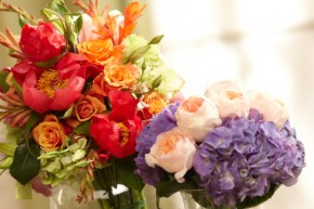 How to Create Concealed Water Supplies for your Hand Tied Wedding Bouquets!