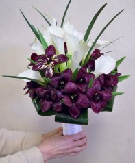 Hand-tied Bouquet by Club uBloom Member Heather Mathis