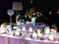 Acolyte Table at CaterSource in Las Vegas!