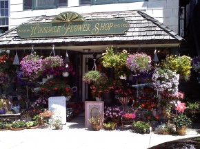 The BEAUTIFUL Hinsdale Flower Shop