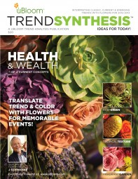 The uBloom Trend Synthesis... Available in July at LIVE EVENTS...