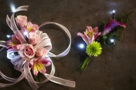 How to make a Lighted Corsage using C-Lytes from Acolyte Technologies