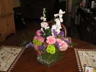 Design by Lisa Luck, uBloom's Community Gardener