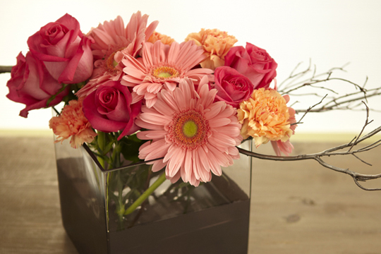 How to Create a Metal Accent Vase and Armature Arrangement!