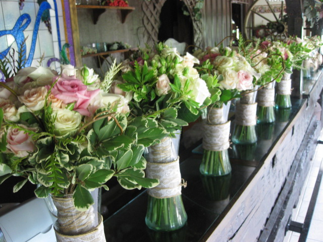 "American Grown Flowers and Foliage ... for the ""BIG DAY""!"