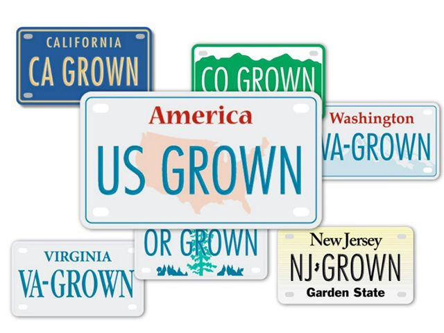 We Support American Grown!