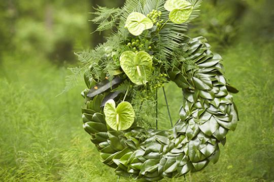 The Florida Fresh Foliage and Flower Tour Visits Alpha Fern Company!