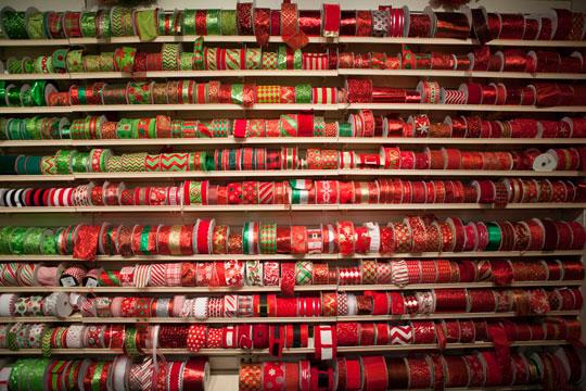 Destination Dallas_Reliant Ribbon is your Christmas Headquarters