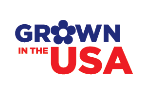 Grown in the USA!