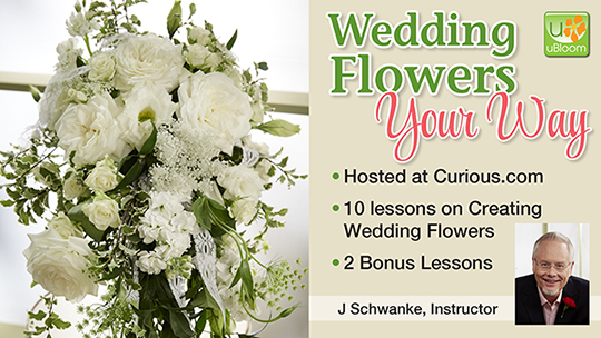 Wedding Flowers Your Way lessons