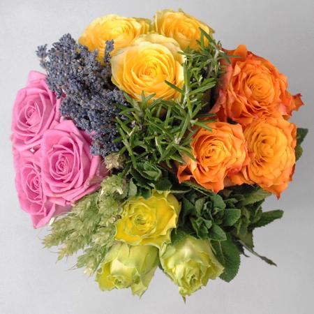 Fashback- 2012 London Olympic Bouquet