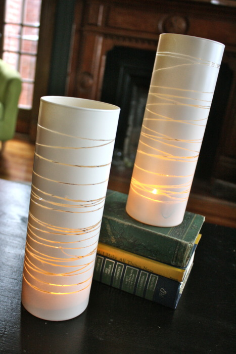 Easy to creeate Cylinder Lanterns