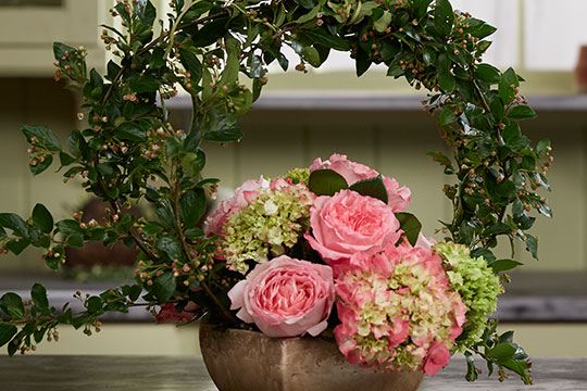 How to Arrange Flowers_Bloom 365 Tips for arranging flowers from the Garden!