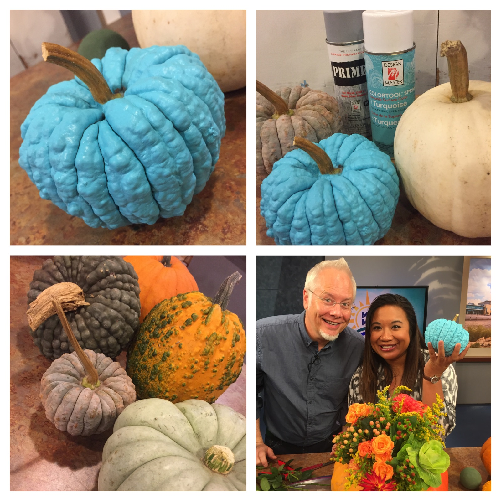 FARE Teal Pumpkins-