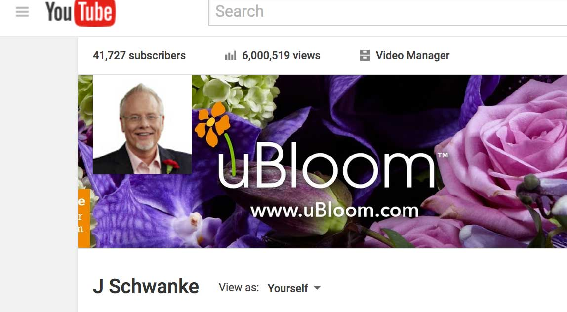 Youtube views reach 6M for uBloom!