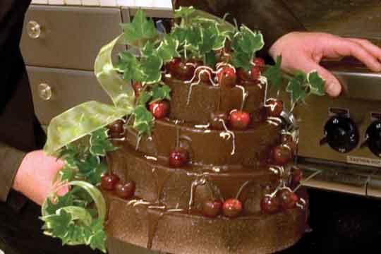 Chocolate Cake - FAKE!