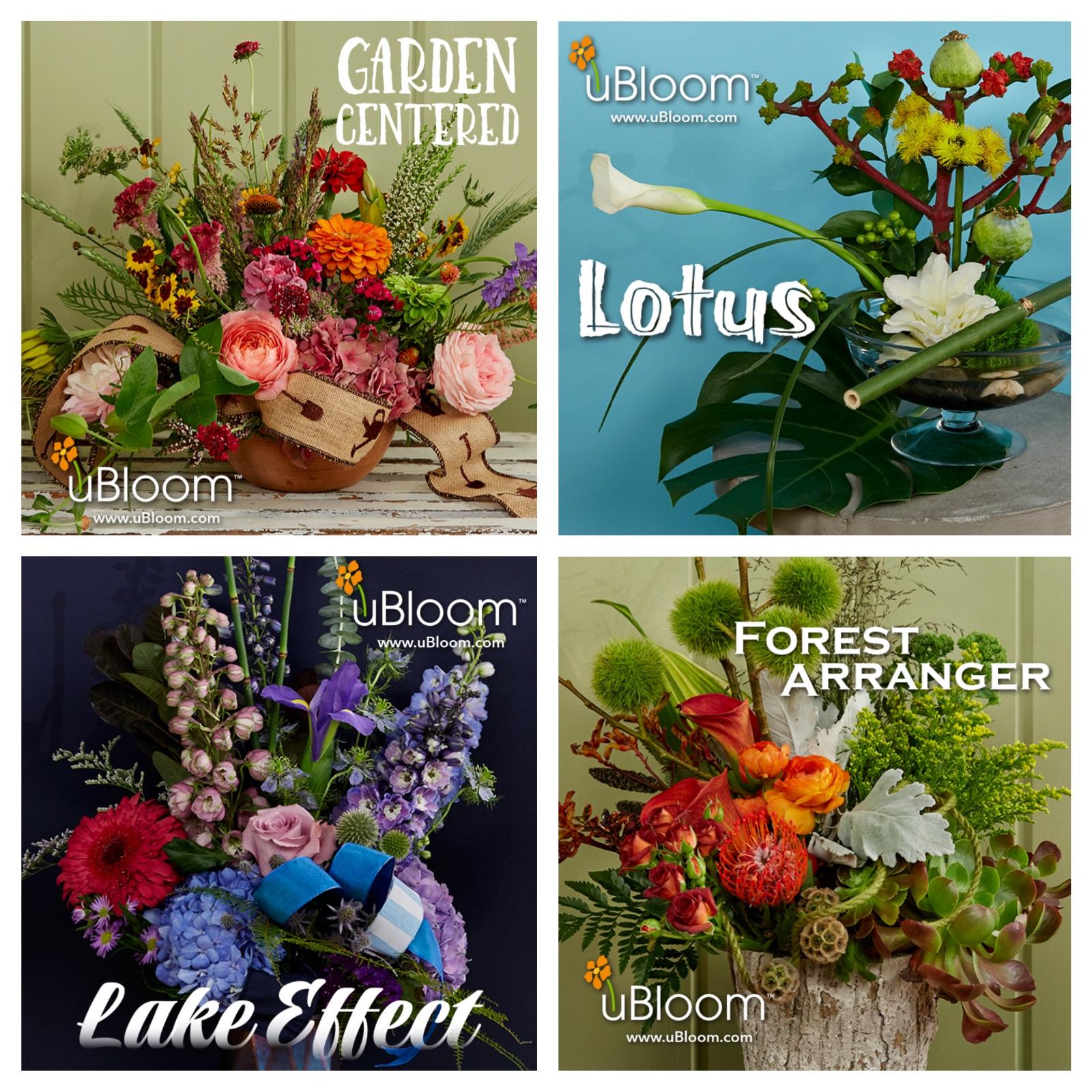4 Flower Trends for 2017