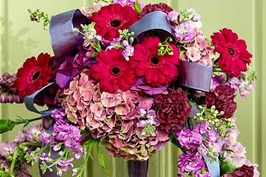 Wisteria Wedding Bouquet