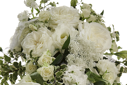 Cascade Style Wedding Bouquet Lesson!