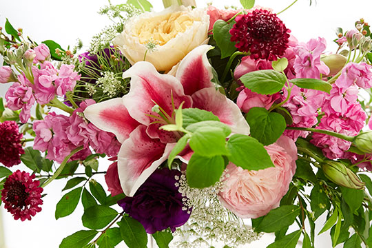 Wedding Lesson - Longer Lasting Flowers