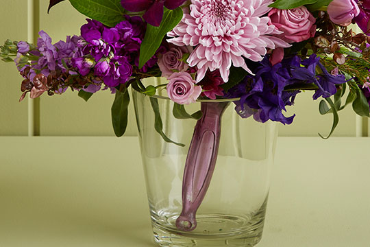 Wedding Lesson - Using the Gala® Bouquet Holder